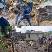 South Africans Are Heartbroken As Two People Have Died After A Wall Collapsed On A Shack In Kwamashu