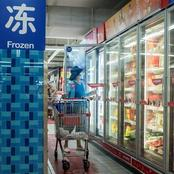 China Detects Covid-19 on These Frozen Food. Beware