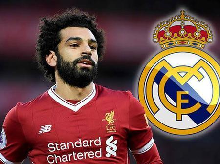 Transfer News: See What Muhammed Salah Said About His Future At Liverpool