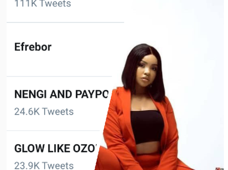 See why Nengi is trending on Twitter