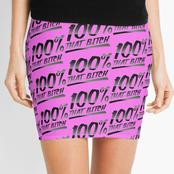Stunning Skirts for Ladies with Different Body Shapes and Written Quotes
