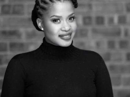 Zenande Mfenyane, Is Disgusted With Some Of Her Fans Comments About Her Family.