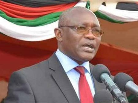 Kisii Governor Pulls a surprise ahead of Mashujaa day Celebrations.