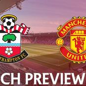 Here's Southampton vs Man United last five meetings' results and tips before the Sunday EPL showdown