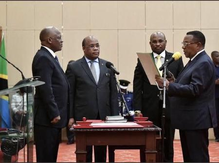 Tragic Photo: The 3 President Magufuli's Friends, Leaders That Have Died in Less Than a Year—Details