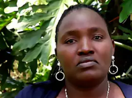 Meet Josephine Wangari Who Is A Product Of Two Siblings And Says She Will Never Forgive Them