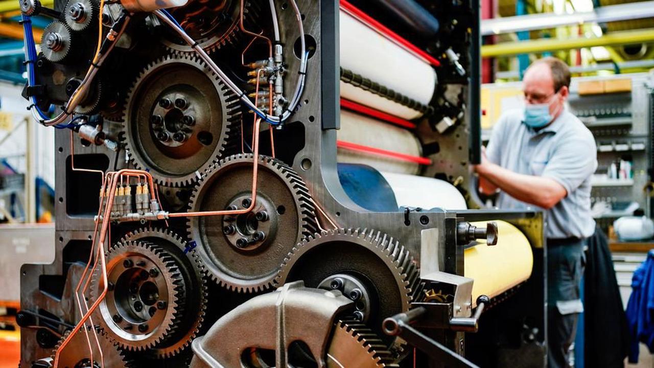 Wirtschaftswachstum: Industrie fehlt der Schwung
