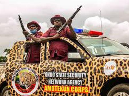 Kidnapping In Ondo: Amotekun Shines As Abducted Wife Of Governor's Chief Of Staff Is Rescued