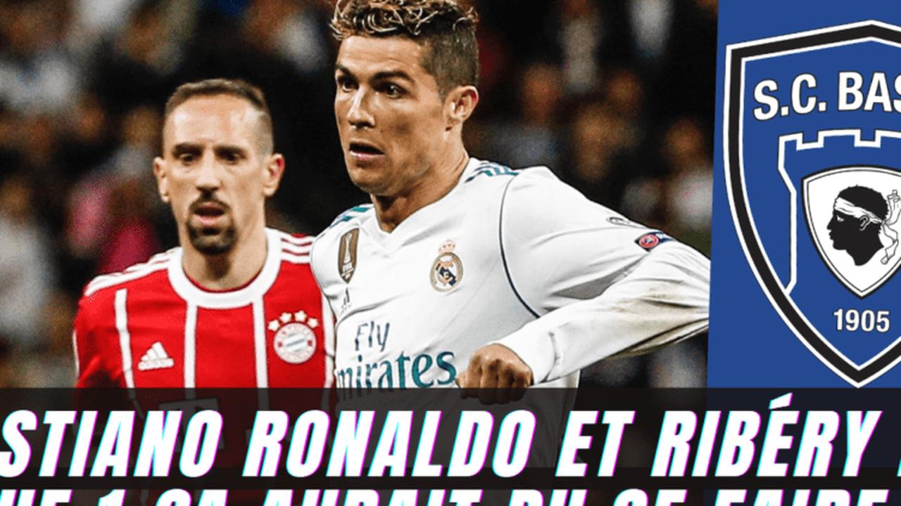 Cristiano Ronaldo et Ribéry en Ligue 1 ça aurait pu se faire