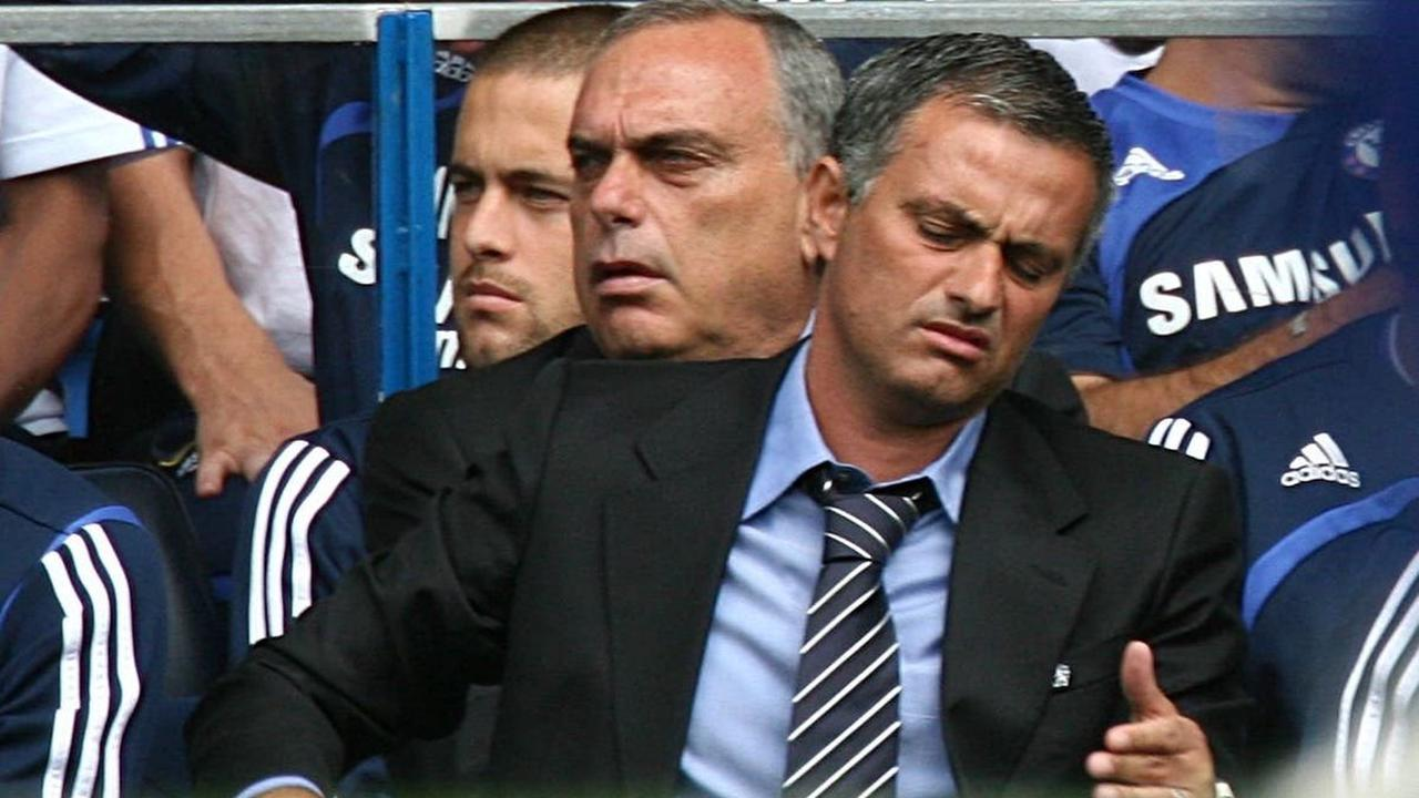 On this day in 2007: Manager Jose Mourinho departs Chelsea for the first time