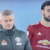 What Bruno Fernandes did against Manchester City that got funny reactions on twitter