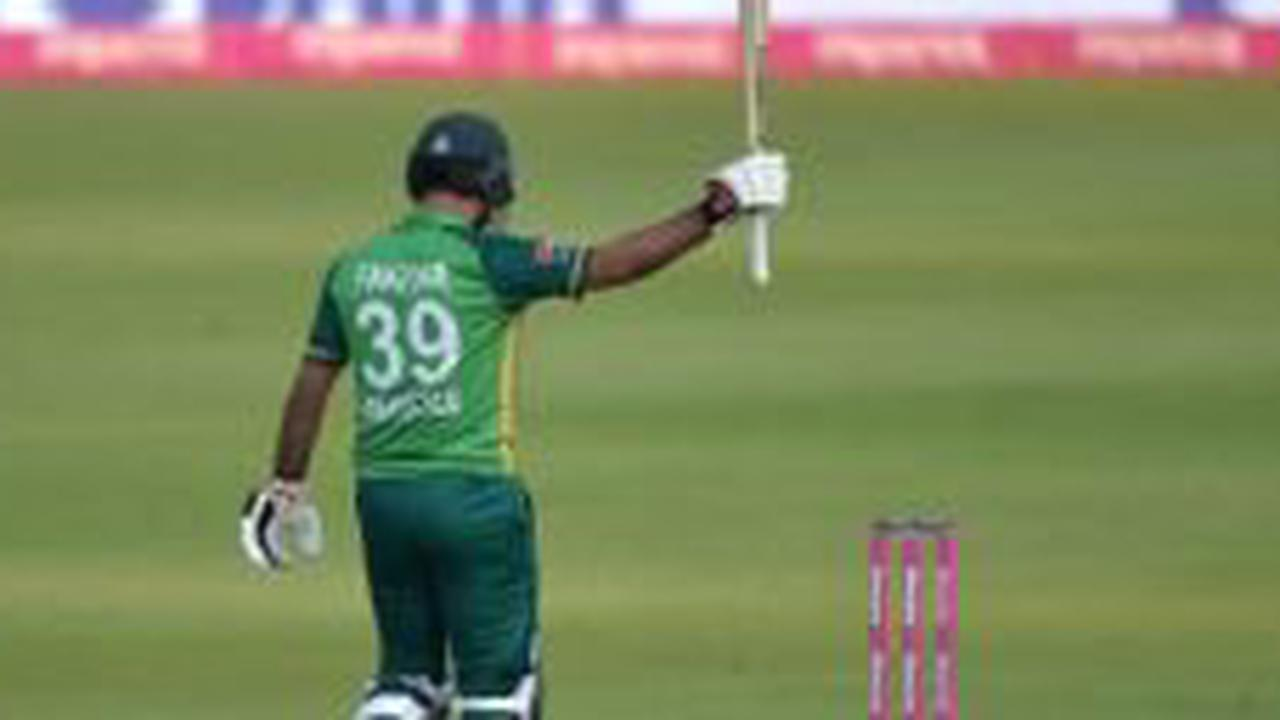 Fakhar Zaman, and the art of turning fortunes around