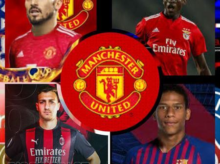 Man UTD Sign Alex Telles, Semedo Joins New Club As Barcelona star Set To Join Fulham