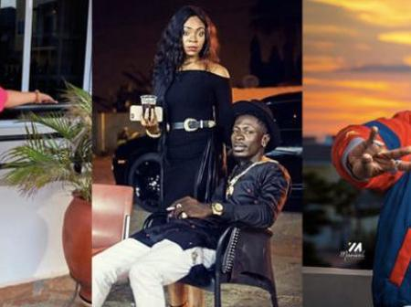 Shatta Wale praises Michy for putting her first structure