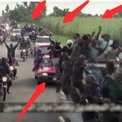 Today's Headlines: Tension As Boko Haram Currently Strikes In Borno, Adamu Garba Slams Nnamdi Kanu