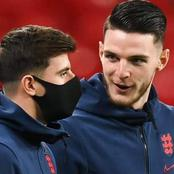 Declan Rice Defends His Best Friend Mason Mount After Liverpool Game, SEE What He Said