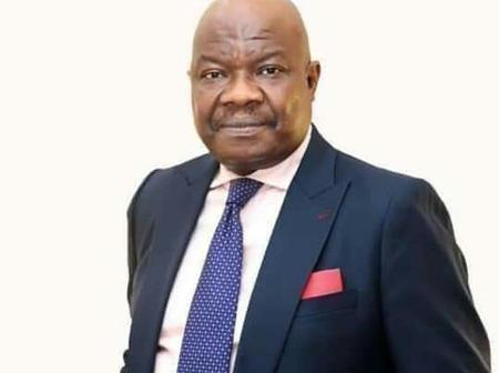 Tears as prominent Nigerian dies, after he was hospitalized for having breathing difficulty