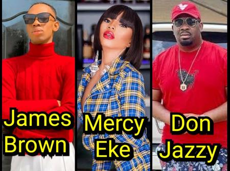 7 Popular Nigerian Celebrities That Took Part In The Silhouette Challenge (PHOTOS)
