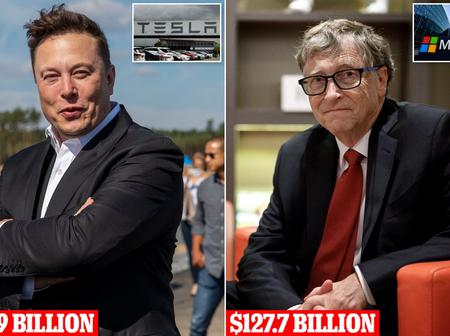How Elon Musk Dethroned Bill Gates as The Second Richest Man in The World