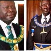 Top 5 Powerful Ghanaians Who Are members of Freemason
