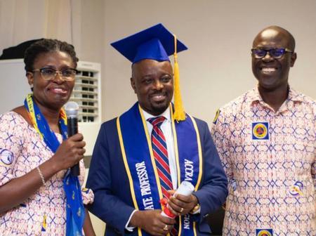 "ECG MD Received Honorary ""Associate Professorship"" Award"