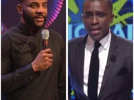 Check Out What Frank Edoho Said When He Was Asked To Replace Ebuka That Sparked reactions Online