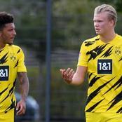 Dortmund Star to Miss Clash Against Manchester City
