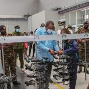 The Recently Launched Firearm Factory in Kenya Attracts the Attention of Foreigners
