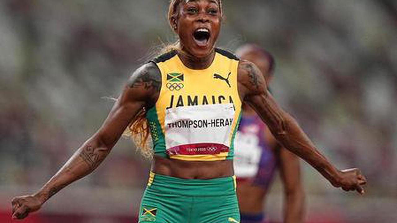 Sommerspiele in Tokio: Thompson-Herah rennt Fraser-Pryce über 100 Meter davon