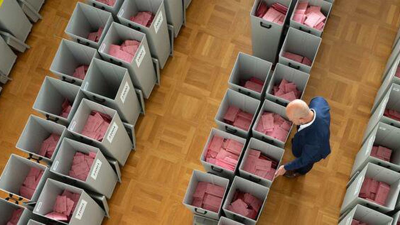 Höchstwert von 2017 wird übertroffen : Wahlleiter erwartet mindestens 40 Prozent Briefwähler