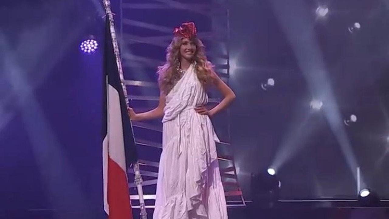 Miss Univers 2021 : la France représentée par Amandine Petit