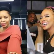 Masechana Ndlovu allegedly loses her tooth over the fight between ex boyfriend and new bae.