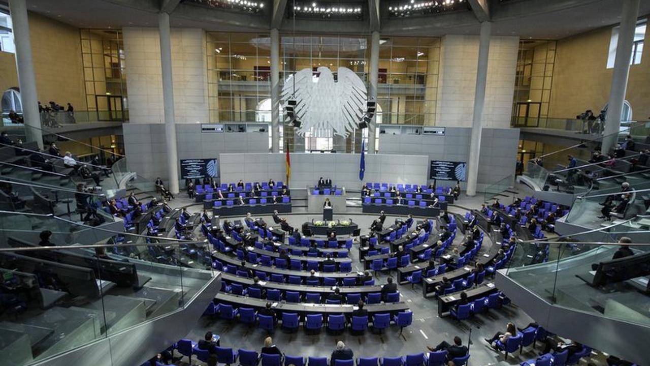 Aktuelle Nachrichten aus dem Bundestag