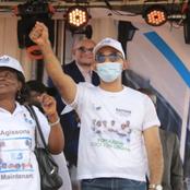 Depuis Yopougon, Michel Gbagbo prédit la chute du RHDP : « Ceux qui étaient debout vont se coucher »