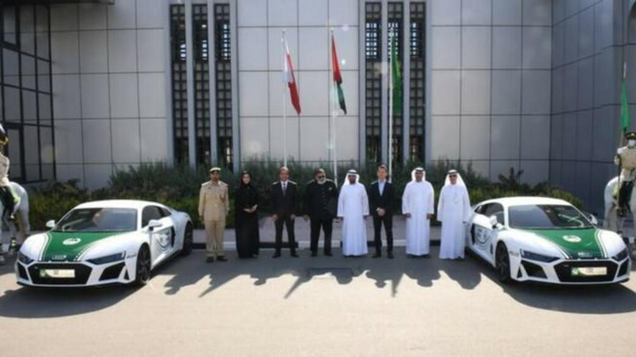 VIDÉO. Un rein livré en Lamborghini à 230 km/h par la police italienne