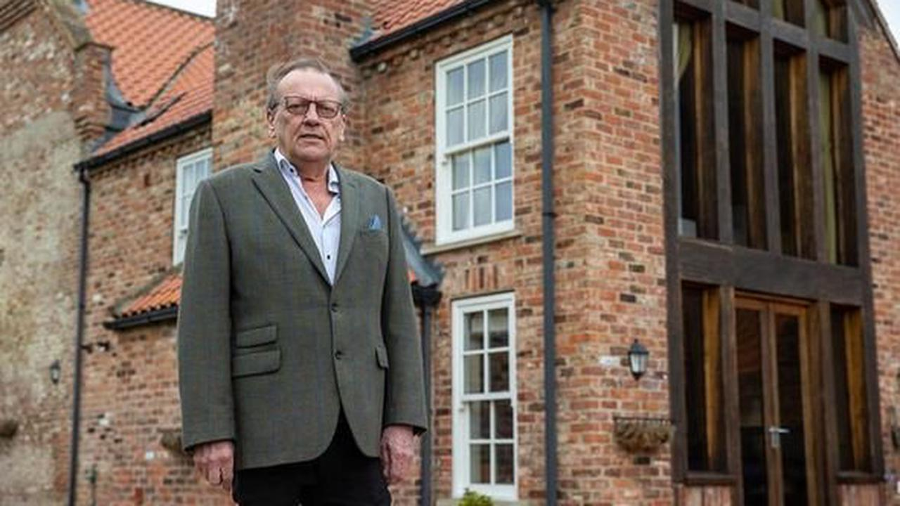 'Sheer hard graft': Grandad sells business started in council house kitchen for £100m