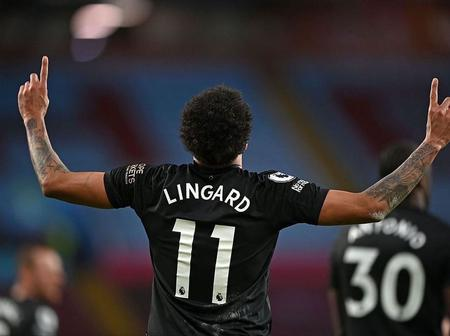Manchester United Interested Again With Jesse Lingard.