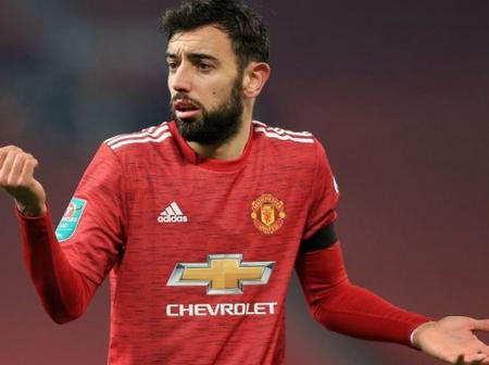 Bruno Fernandes Refusing To Pen Contract Extension With Man United Unless Terms Are Met