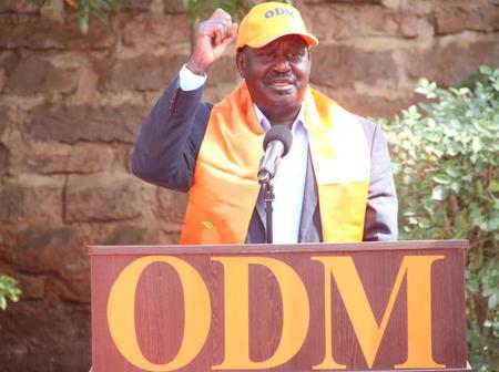 Another Major Coalition Associated With Raila Odinga To Be Unveiled On This Day