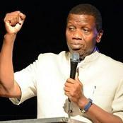 Reactions As Pastor Adeboye Assures El-Rufai That
