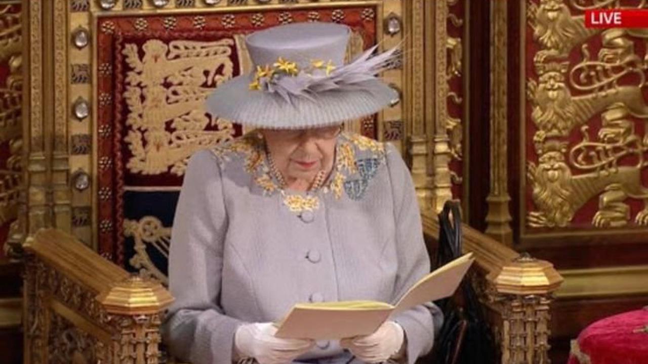 Discours de la reine ENTIER: Lisez ce que la reine a dit à la nation aujourd'hui   UK   Nouvelles