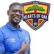 Samuel Boadu's deal tells us one thing, that Hearts of Oak has utmost trust in him.