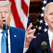 VIDEO: Trump Blast Biden After One Month In Office, Check Out What He Said About His Adminstration