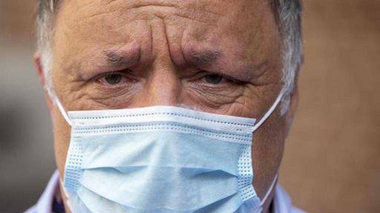 Coronavirus: le virologue Marc Van Ranst comprend l'approche bruxelloise