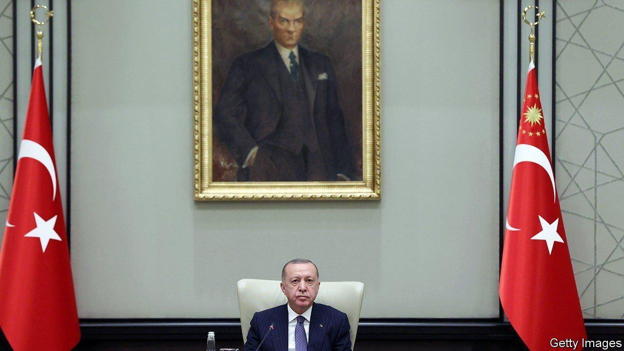Recep Tayyip Erdogan's image and Turkey's economy are both taking a battering