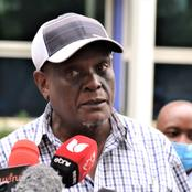 Murathe Reveals The Kind Of The Person That Kikuyus Will Support For Presidency