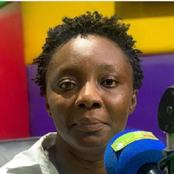 'Never give your account details to your woman' - Counsellor Charlotte throws caution to Ghanaian men.