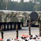 International : la Chine développe une arme capable de changer la météo