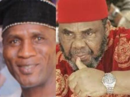Yul's Claim That Rice Is Now N40k Per Bag Has Led Man To Question Pete Edochie's Integrity As Father