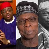 FFK Hails Former President Olusegun Obasanjo On His 84th Birthday, Sends Heartwarming Message To Him